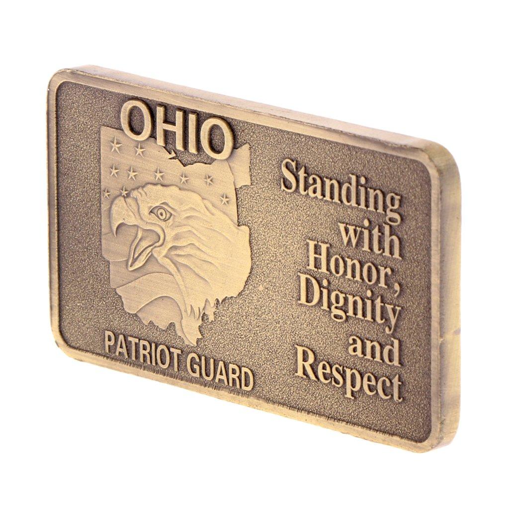 Roboco US Mint,American Eagle Copper Plating Commemorative Challenge Coin Collection Zinc Alloy US Mint