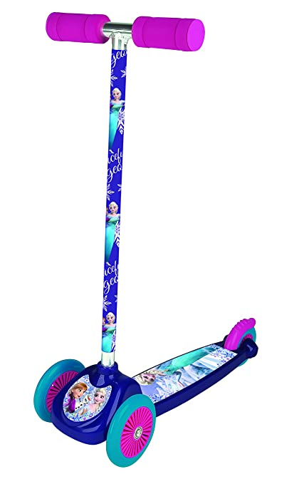 Disney Patinete 3 Ruedas Frozen Twist and Roll: Amazon.es ...