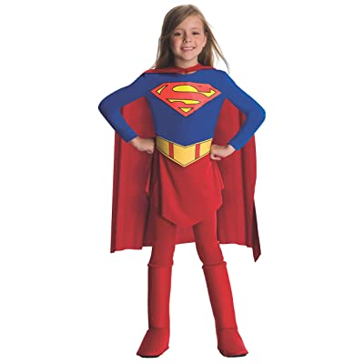 Rubie's DC Comics Supergirl Child's Costume: Toys & Games