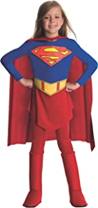 Rubie's DC Comics Supergirl Child's Costume (Small)