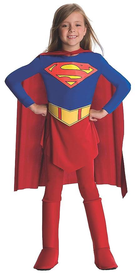 Disfraz Supergirl Niño: Amazon.es: Juguetes y juegos