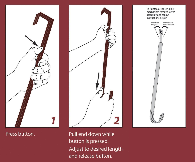 Haute-Decor-Over-Door-Adjustable-Wreath-Hook-and-Hanger-Holds-up-to-20-lbs