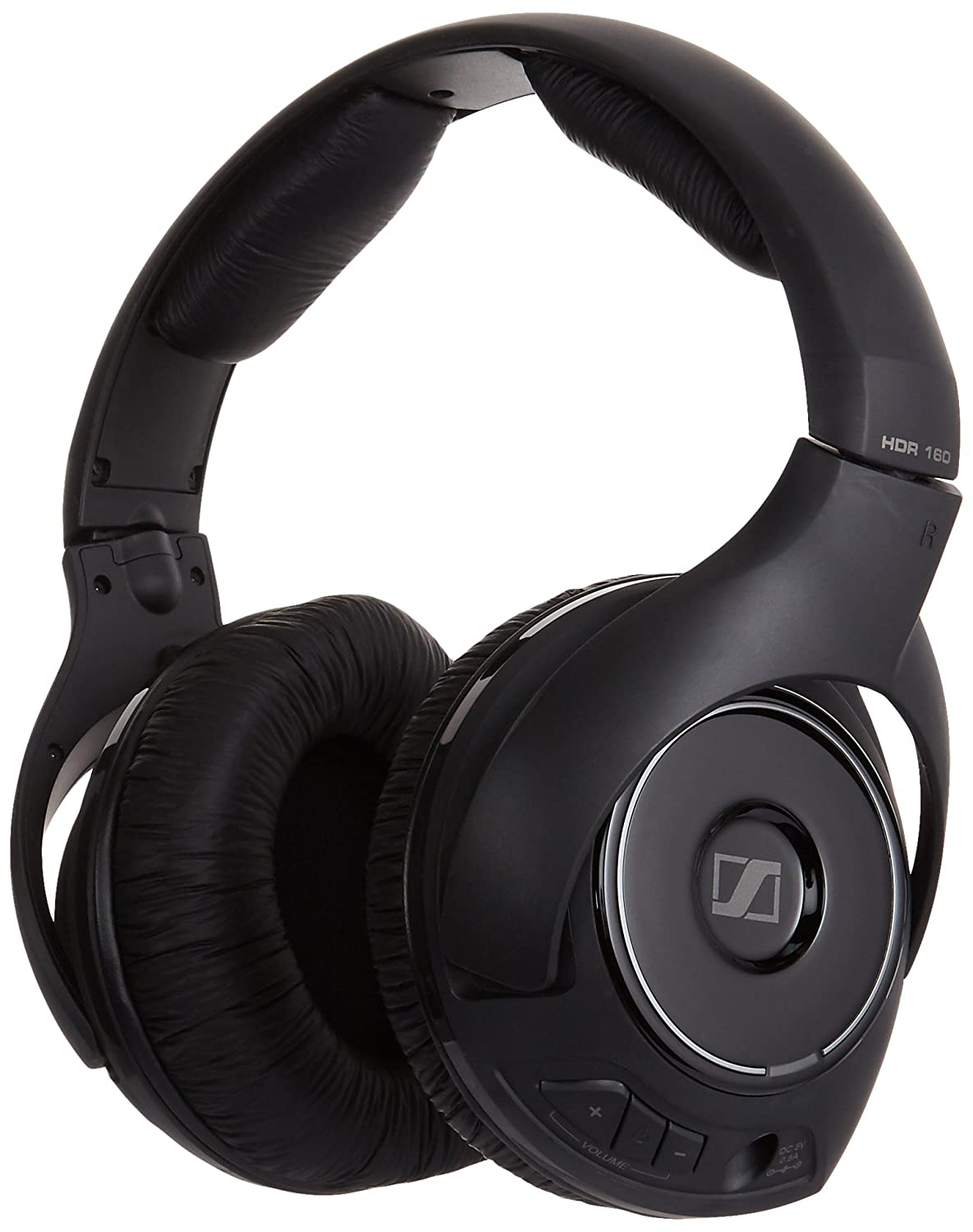 9dea5546684 Amazon.com: Sennheiser HDR 160 Headphone (Discontinued by Manufacturer):  Home Audio & Theater