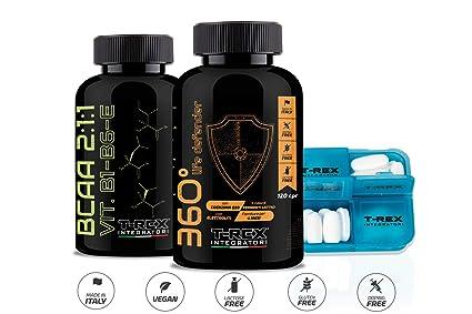 Combo de recuperación muscular: LIFE DEFENDER 360° 120 ...