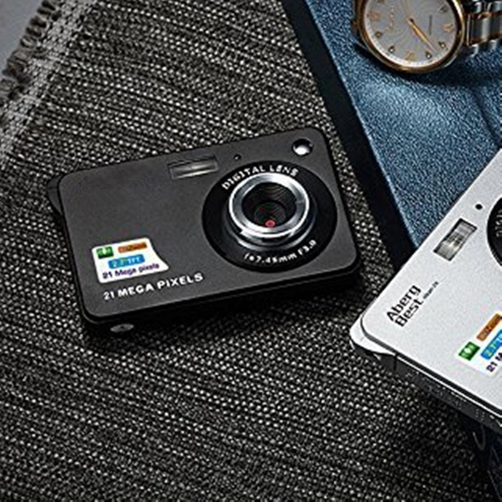 Yasolote HD Mini Point Shoot Digital Camera Video Recorder Cameras Sports,Travel,Holiday,Birthday Present by Yasolote (Image #10)