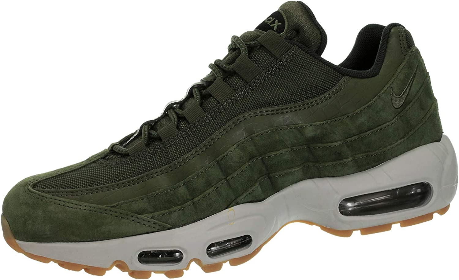 | Nike Men's Air Max 95 SE, Olive CanvasOlive