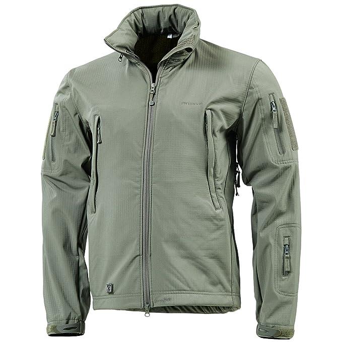 483e615f6 Pentagon Artaxes Men's Softshell Jacket Grindle Green
