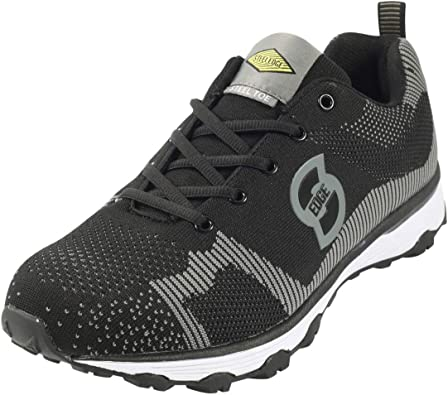 Safety Toe Athletic Shoes - Trainer