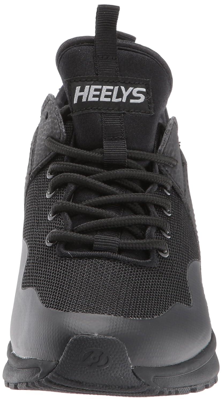 Heelys Chaussures Triple Noir Joueur De Cornemuse, Couleur Noire, Taille 40 2/3 Eu