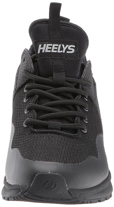 Heelys–Zapatos de Piper Triple negro, color Negro, talla 36 EU