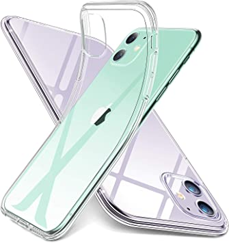 Youmixx Iphone 11 Hülle Klar Und Geschützt Cover Mit Elektronik