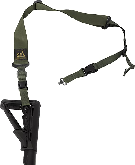 S2Delta - USA Made Premium 2 Point Rifle Sling