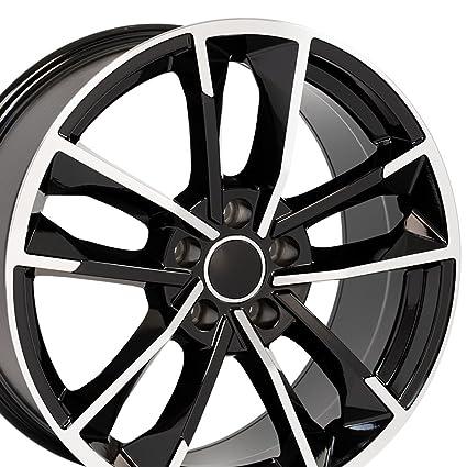 amazon oe wheels 18 inch fits volkswagen cc beetle audi a3 a8 BMW M3 Back amazon oe wheels 18 inch fits volkswagen cc beetle audi a3 a8 a4 a5 a6 tt rs6 style au31 18x8 rims gloss black machined set automotive