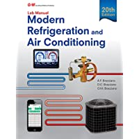 Modern Refrigeration and Air Conditioning Lab Manual