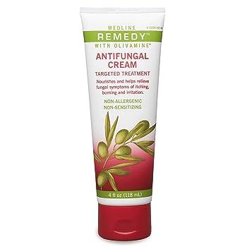 Medline 4 Ounce Remedy Antifungal Cream