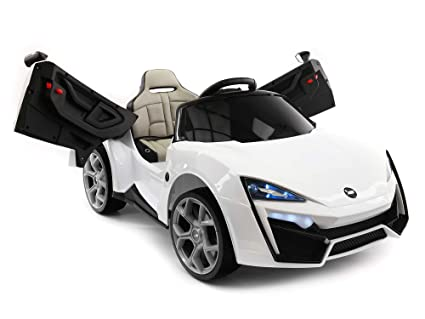 caced6dee0e0f Jay Goodys Best Electric Ride On Car - Lamboghini Style 2019 Includes Remote  Control for Kids
