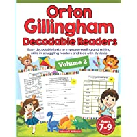 Orton Gillingham Decodable Readers. Easy decodable texts to improve reading and writing skills in struggling readers and…