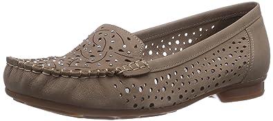 Rieker 40097 Damen Mokassin: : Schuhe & Handtaschen