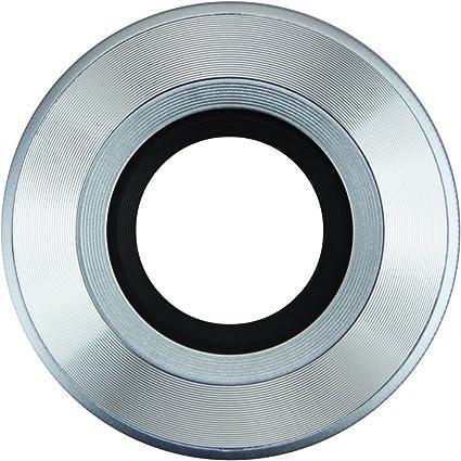 Jjc Z Cap Silber Automatik Objektivdeckel Für Olympus Kamera