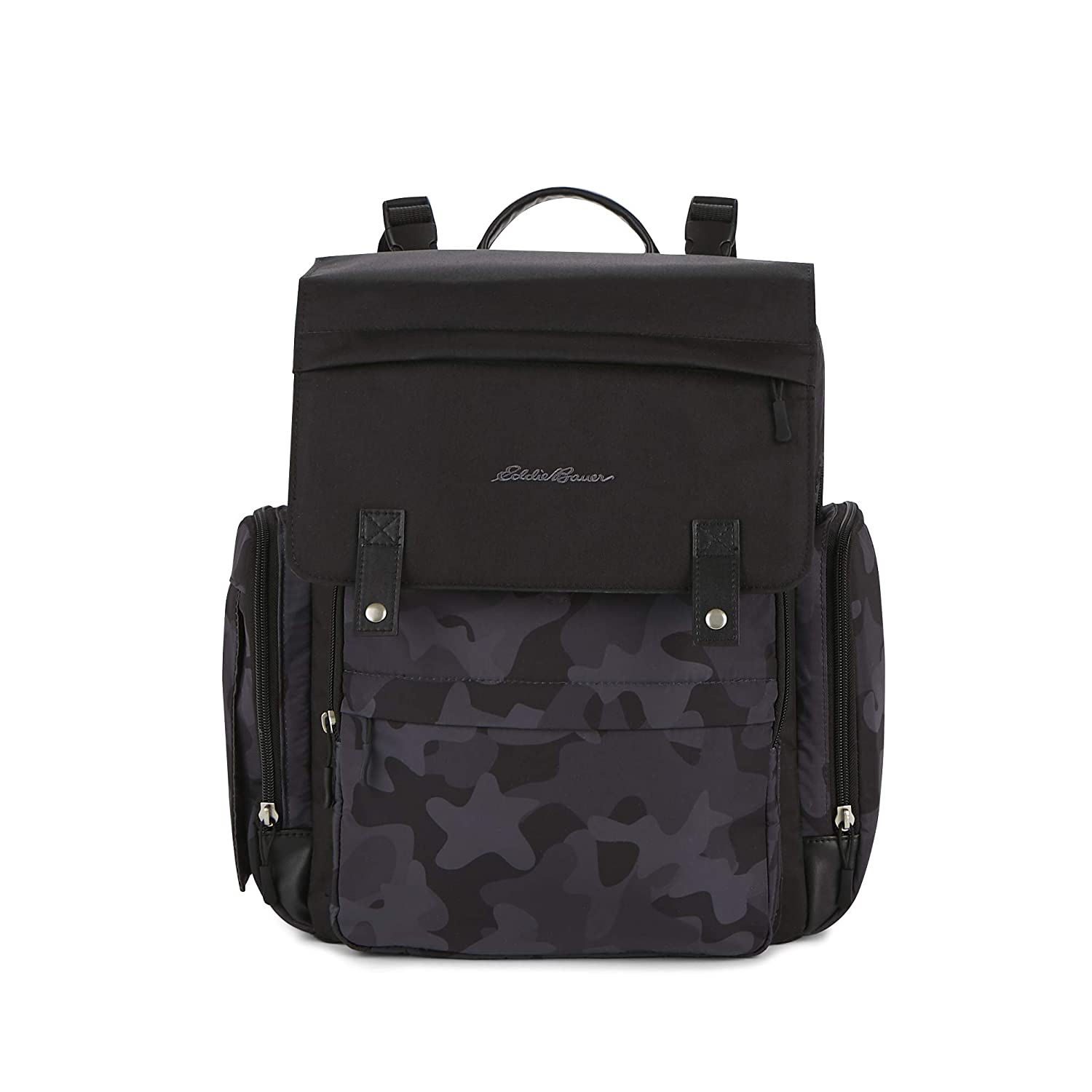 Eddie Bauer Places & Spaces Compass Diaper Bag Backpack