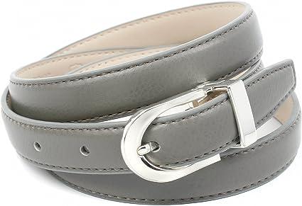 TALLA 75. Anthoni Crown Cinturón para Mujer