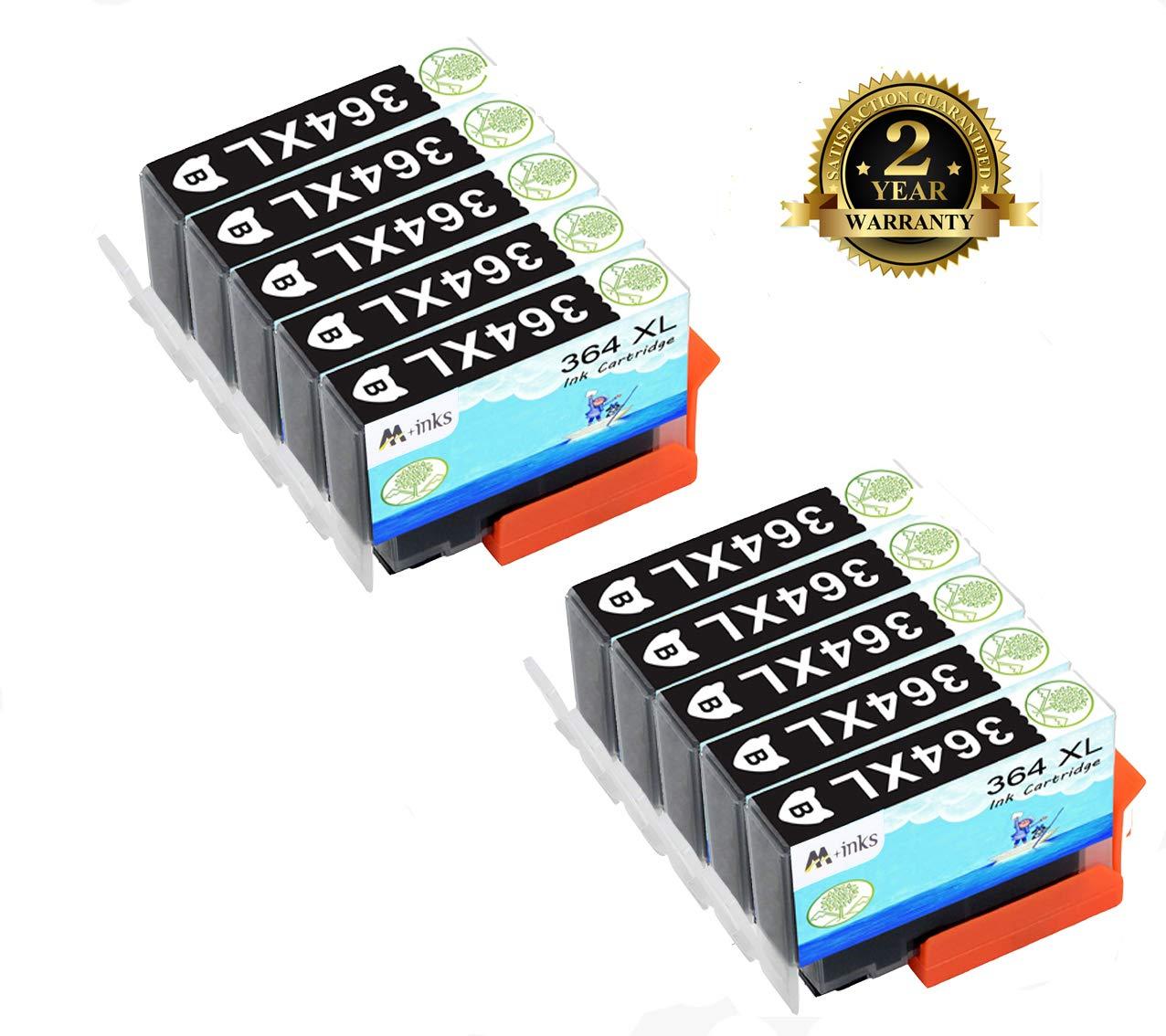 AA+Inks - Cartucho de Tinta de Repuesto para impresoras HP 364 HP ...