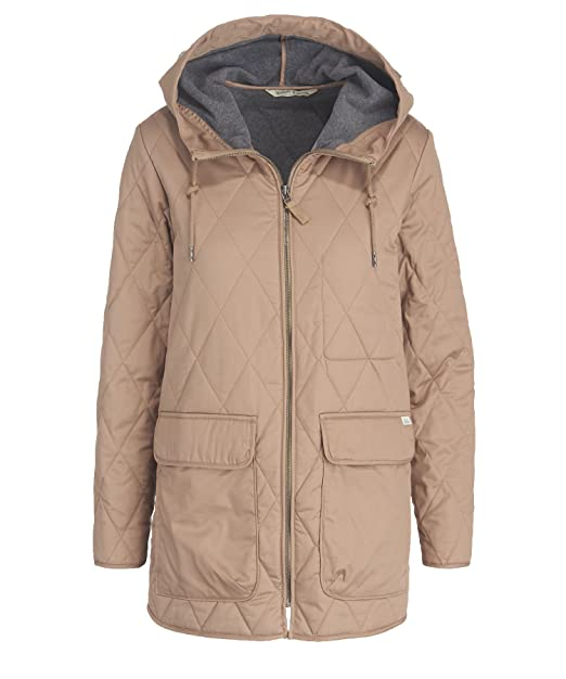 hot products various colors exquisite style Woolrich Women's Keepsake Quilted Parka, Warm Khaki, X-Small ...