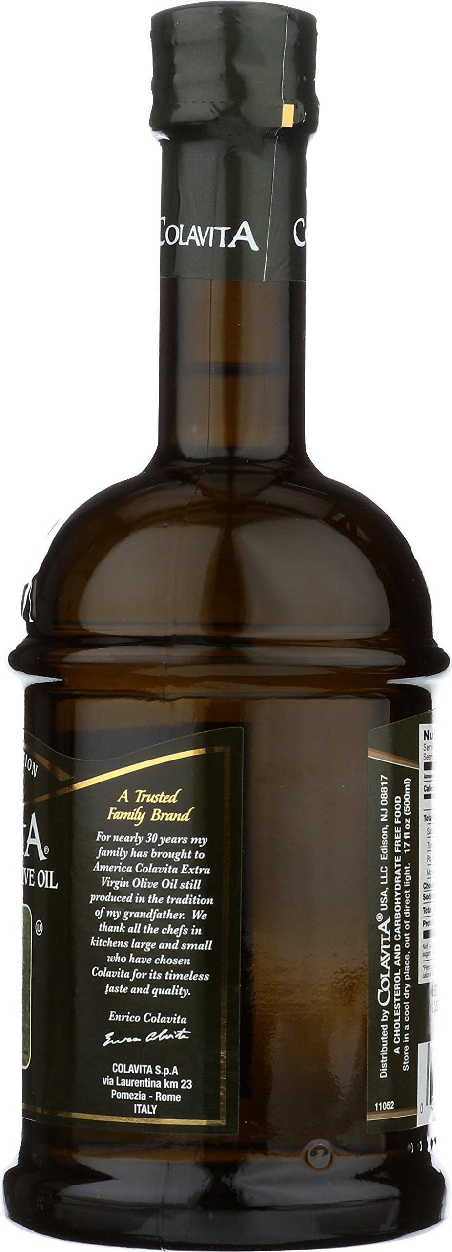 Colavita Extra Virgin Olive Oil Special, 17 Ounce (Pack of 2) by Colavita (Image #7)