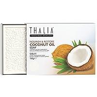 Thalia Natural Beauty Extra Virgin Coconut Oil Nourish & Restore Sabun, 150 gr