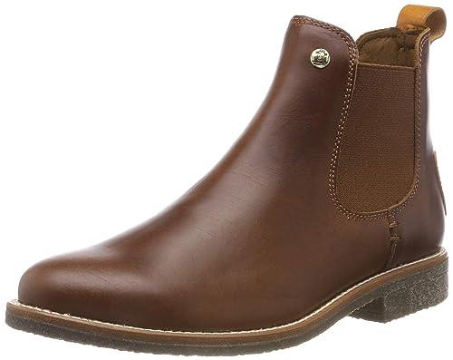 Panama Jack Giordana Travelling, Botines para Mujer, Marrón (Bark B1), 40 EU: Amazon.es: Zapatos y complementos