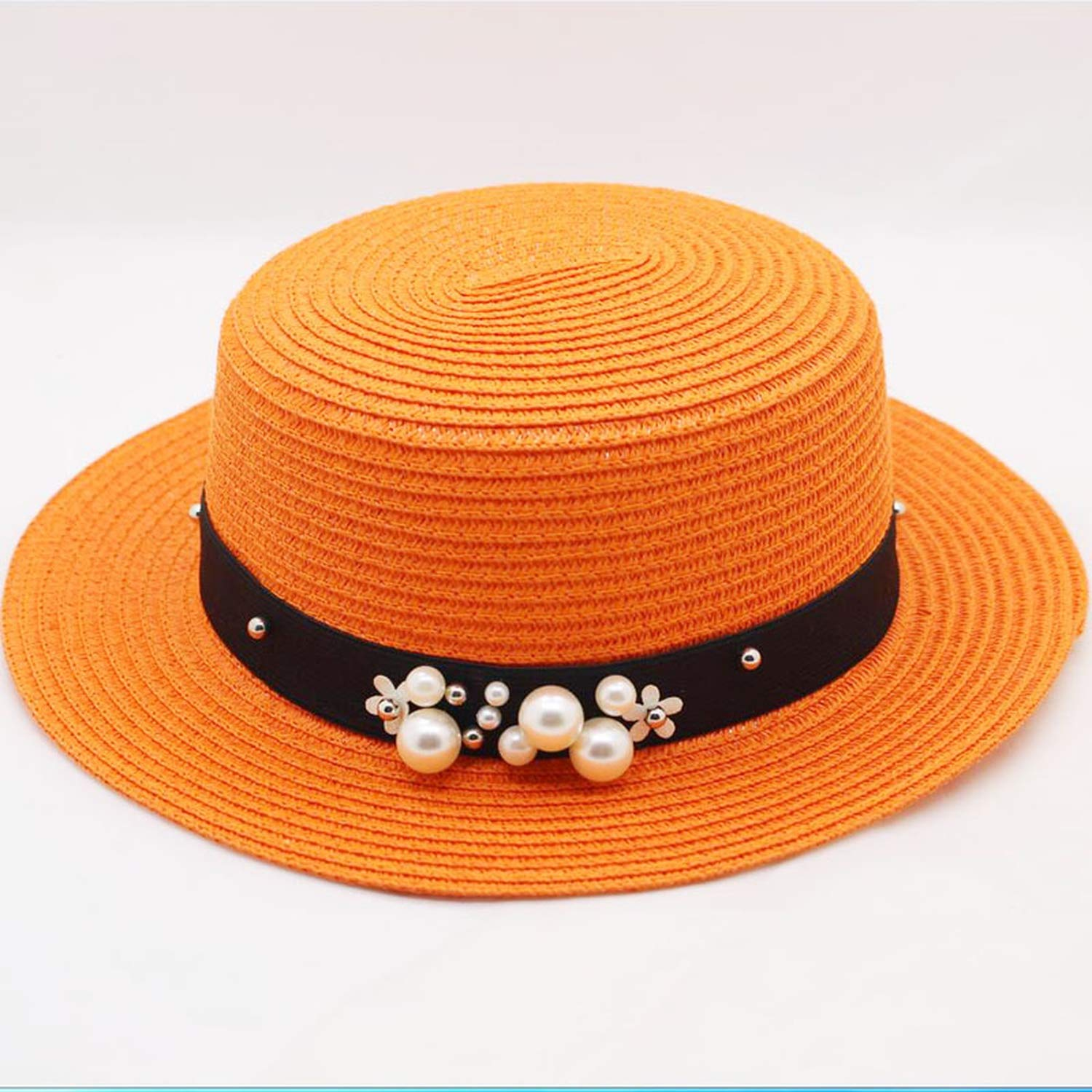 Summer Sun Hat Novelty 2019 for Women Caps Fashionable Straw Hat England Sea Beach Trip Caps