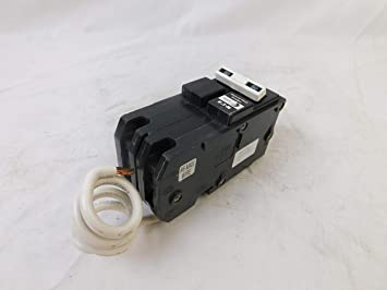 Cliff Electronics 1A 2 Pole Thermal Magnetic Circuit Breaker 250V ac AN