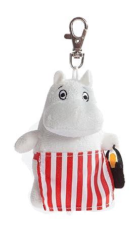 Moomin Moominmamma - Llavero con muñeco de Peluche (10 cm ...