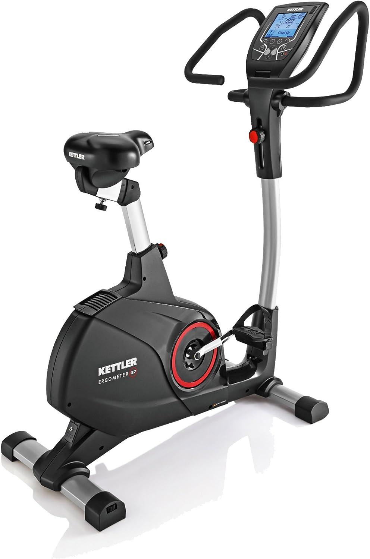 Kettler Basic - Bicicleta Estática E7: Amazon.es: Deportes y aire ...
