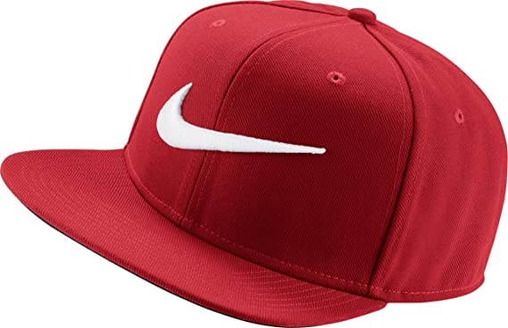 Nike U NSW Cap Pro Swoosh Classic Gorra De Tenis, Hombre, Rojo ...