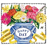Happy Day (Bouquet in a Book): Turn this Book into a Bouquet (UpLifting Editions)