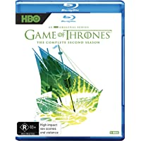 Game of Thrones S2 (Robert Ball) BD