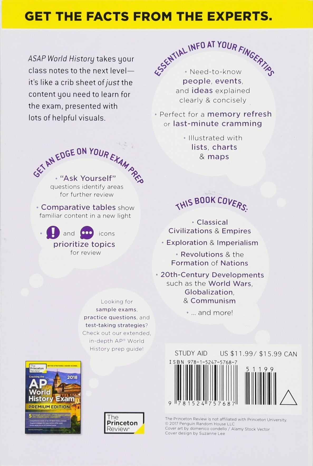 Amazon com: ASAP World History: A Quick-Review Study Guide