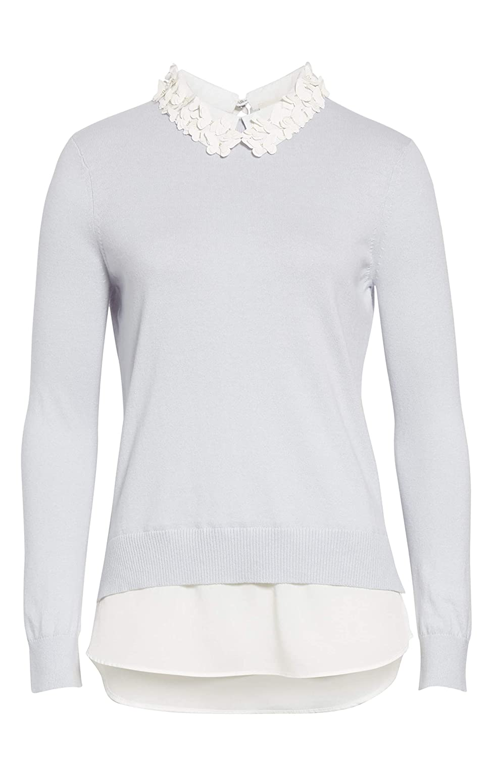 Ted Baker Womens Natsha Collar Detail Sweater