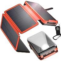 IEsafy Solar Charger 26800mAh Outdoor Solar Power Bank Deals