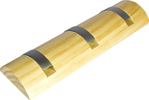 B-WARE ganchos para ropa plegable perchero de madera/de ...