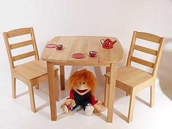Kinder-Möbel-Set bestehend aus 2 Stühlen und einem Tisch ... | {Kinder möbel 70}