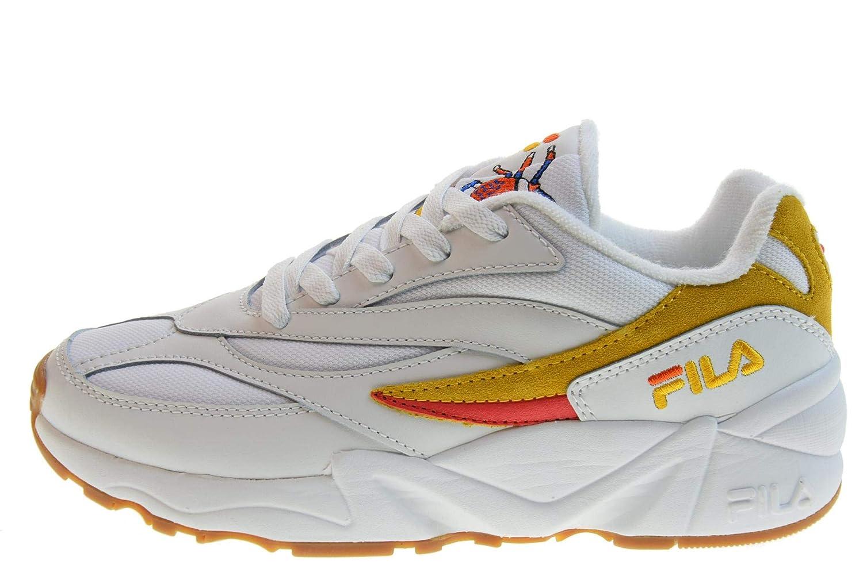 Amazon.com | Fila Women's Shoes Low Sneakers 1010601.90A ...