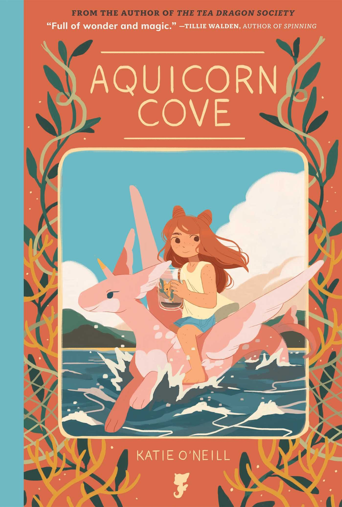Aquicorn Cove by Oni Press (Image #1)