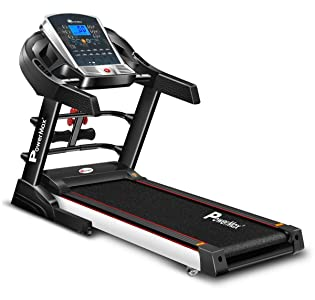 Powermax Fitness TDM-125S Motorized Multifunction Treadmill with Auto Lubrication- OCT '17 Model