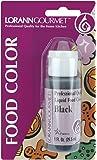 Lorann Oils Liquid Food Color, 1 oz, Black