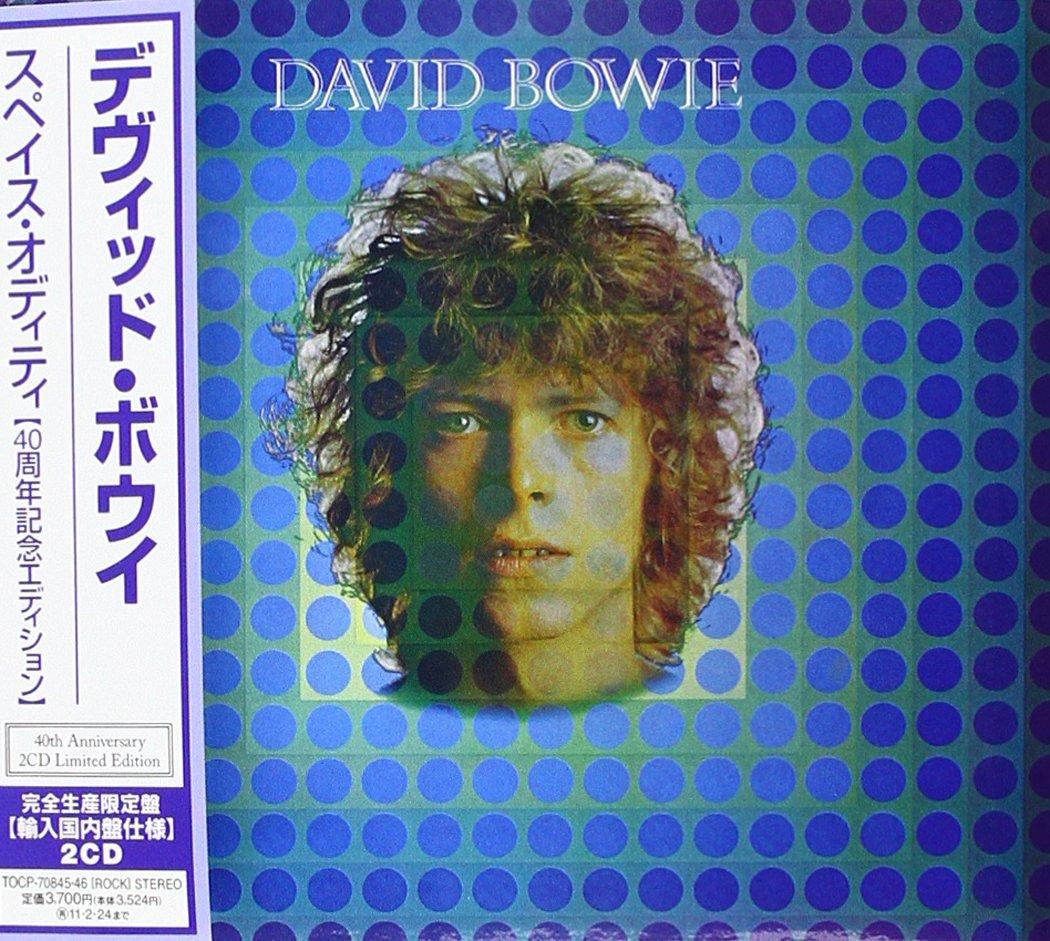 デイヴィッド・ボウイ / スペイス・オディティ【40周年記念エディション】(2CD)