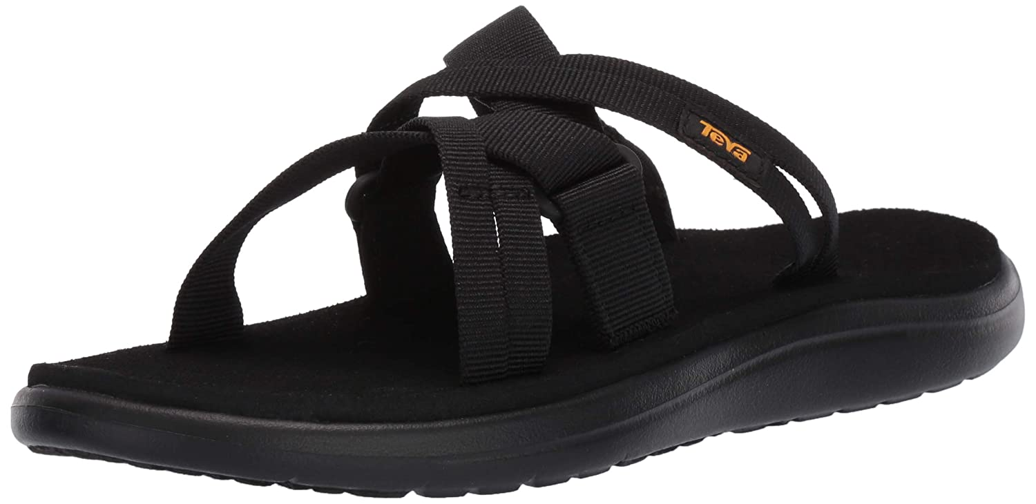 29d0b6a14619 Amazon.com  Teva Women s W Voya Slide Sandal  Shoes