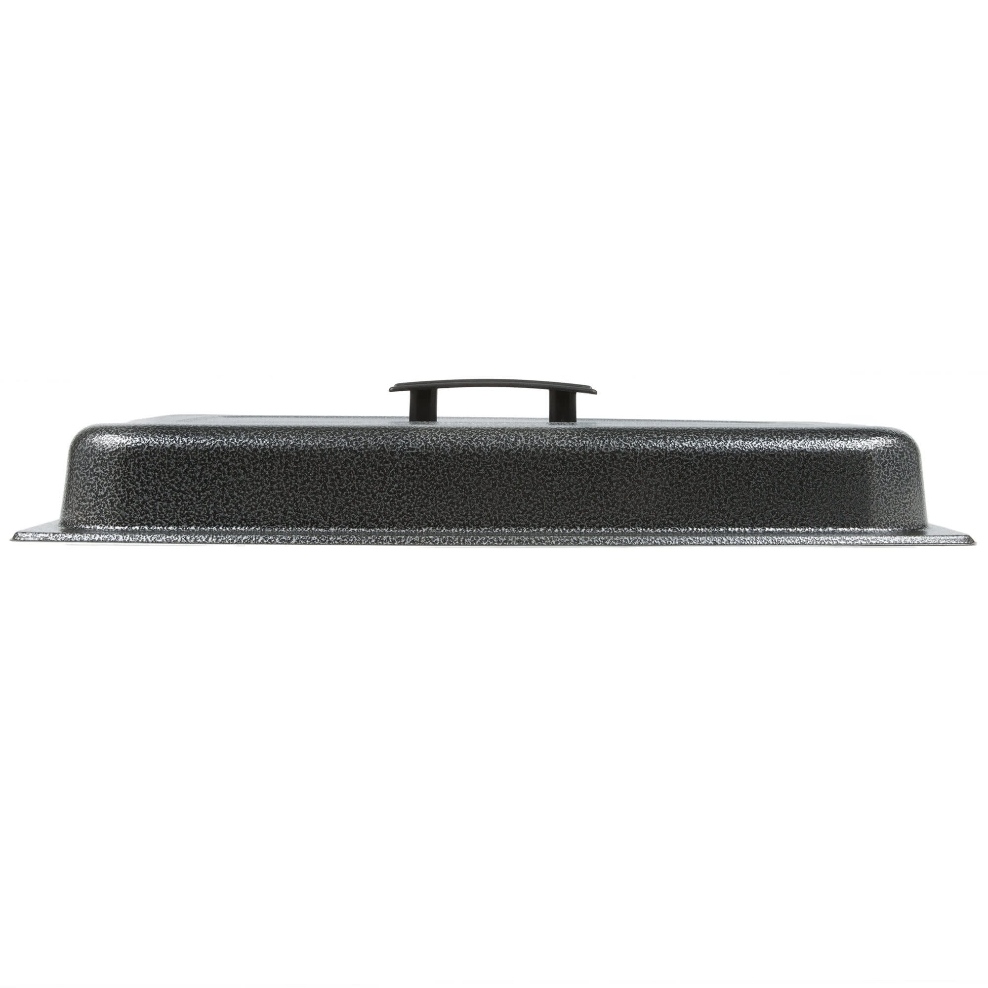 TableTop king 70114 Silver Vein Full Size Chafer Cover