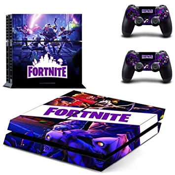 ARUNDEL SERVICES EU S10 Fortnite Juego Skin Stickers PS4 Adhesivo de Piel Fortnite para Sony PS4
